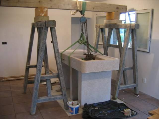 cuisines en pierre archives atelier de taille de pierre en bourgogne du sud. Black Bedroom Furniture Sets. Home Design Ideas